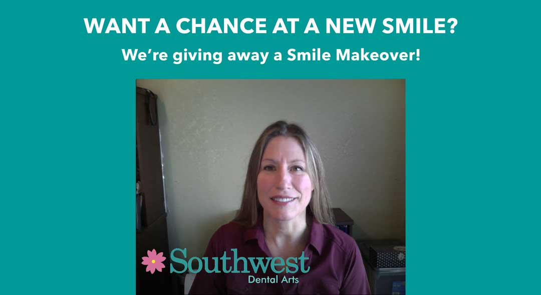 Smile Makeover Giveaway 2020 | Southwest Dental Arts